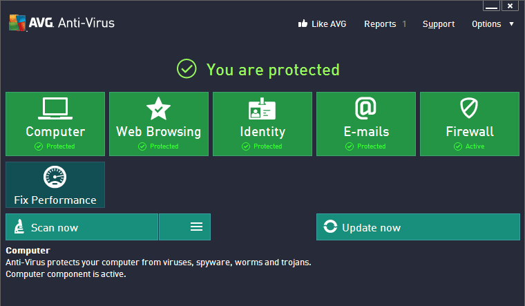 Download AVG Antivirus Pro 2014 With 1 Year Free License