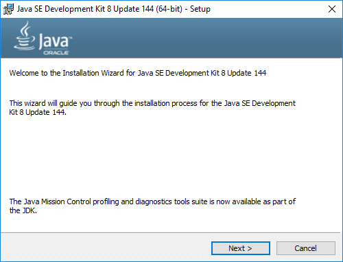 Download Java 8 Update 144 Offline Installers