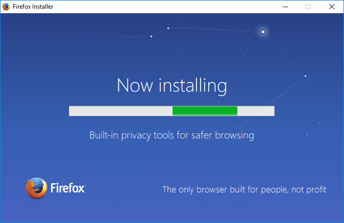 Download Firefox Offline Installers (All Versions)