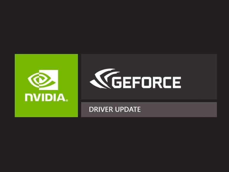 Direct Download NVIDIA GeForce Driver 391.01