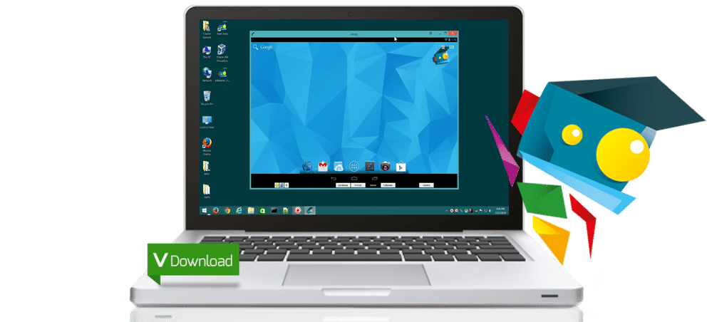 Download Andy Android Emulator 47.260.1096